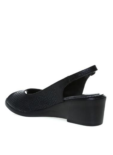 Pierre Cardin Pierre Cardin Topuklu Ayakkabı Siyah